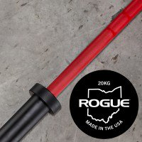 78d79acff91dd9 Weightlifting Barbells & Plates - Olympic, Powerlifting & Multi-Purpose |  Rogue Fitness