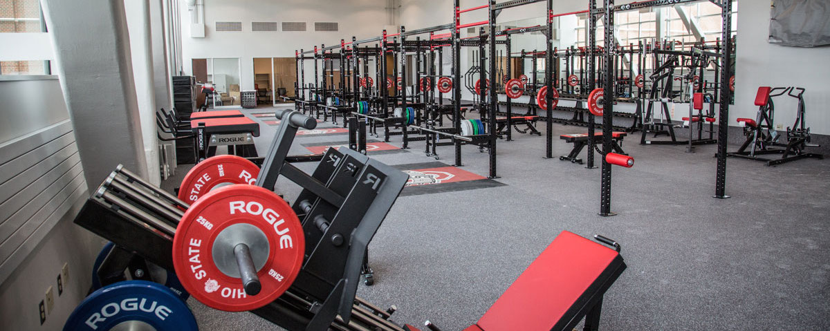 Rogue Equipped Colleges Facility Outfitting Weight
