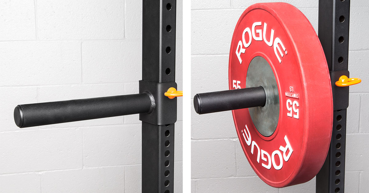 Rogue Vertical Plate Storage Weight Training Accessories