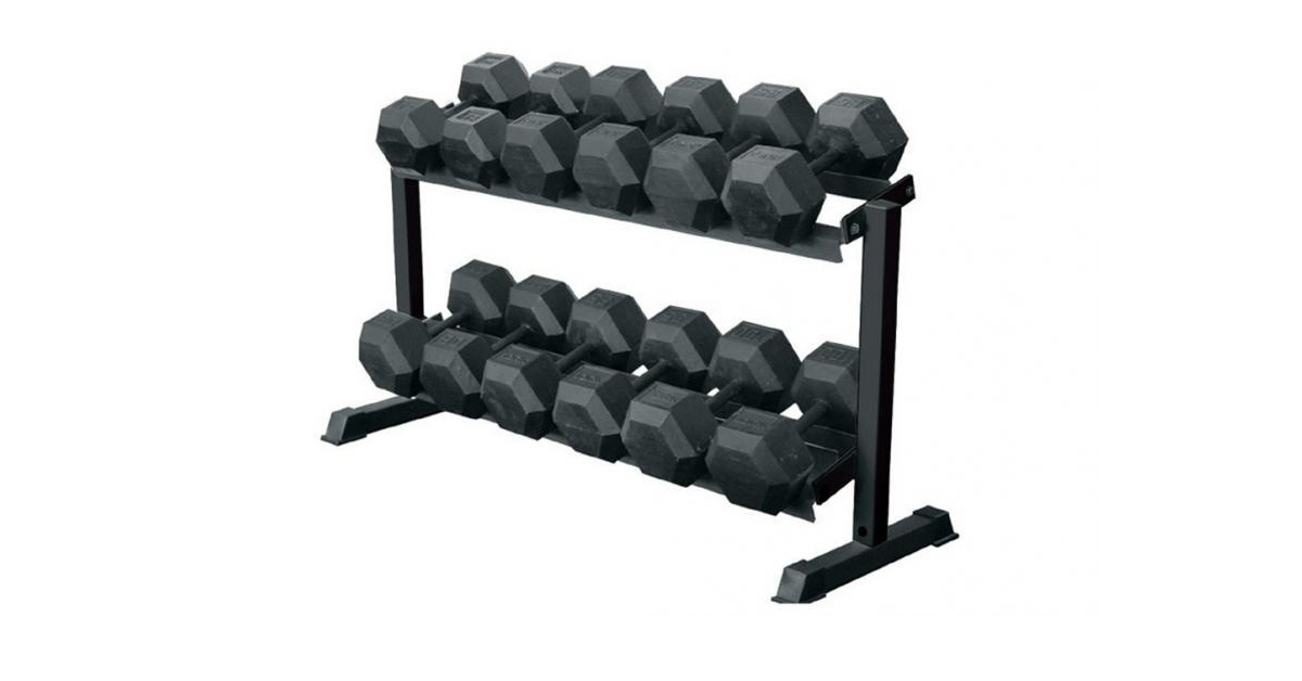 York Professional Dumbbell Racks Storage Rogue Fitness