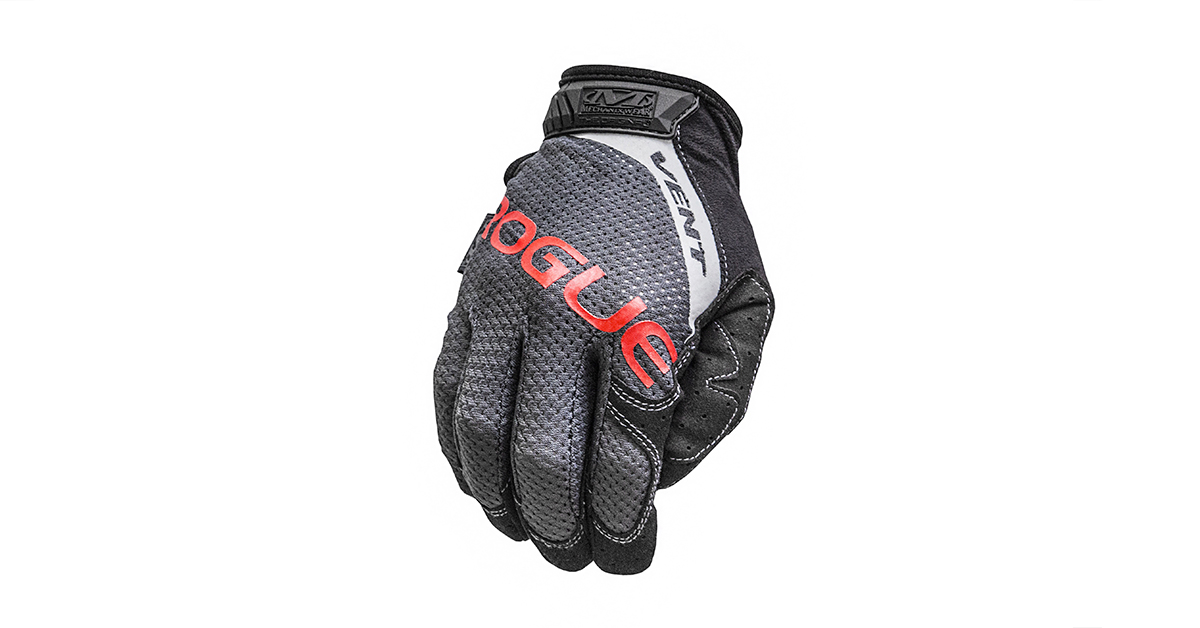 Rogue Mechanix Vented Gloves Athletic Gloves