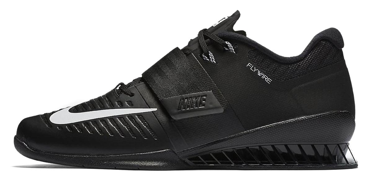 Nike Romaleos 3 Weightlifting Shoes Men S Black
