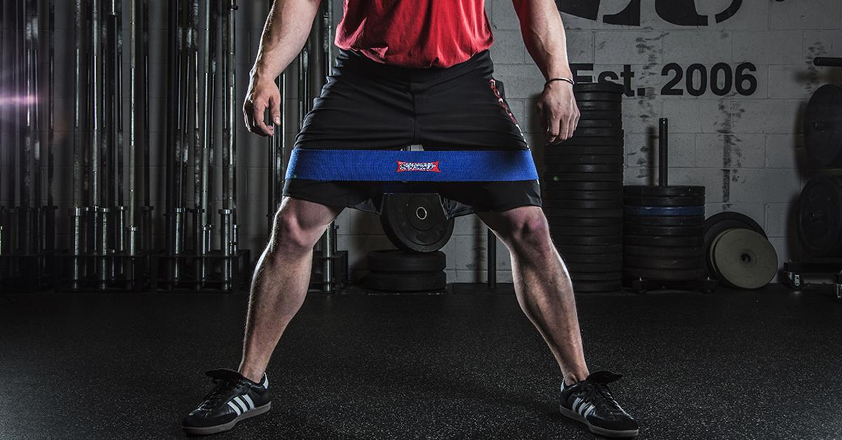 Sling Shot Hip Circle Hips Amp Glutes Training Rogue Fitness