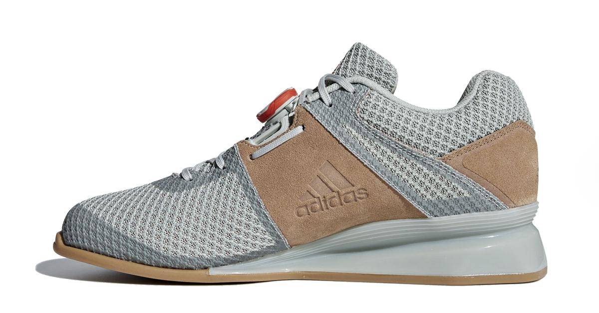 187316242e7 Adidas Leistung 16 - 2.0 Men s Weightlifting Shoe - Silver