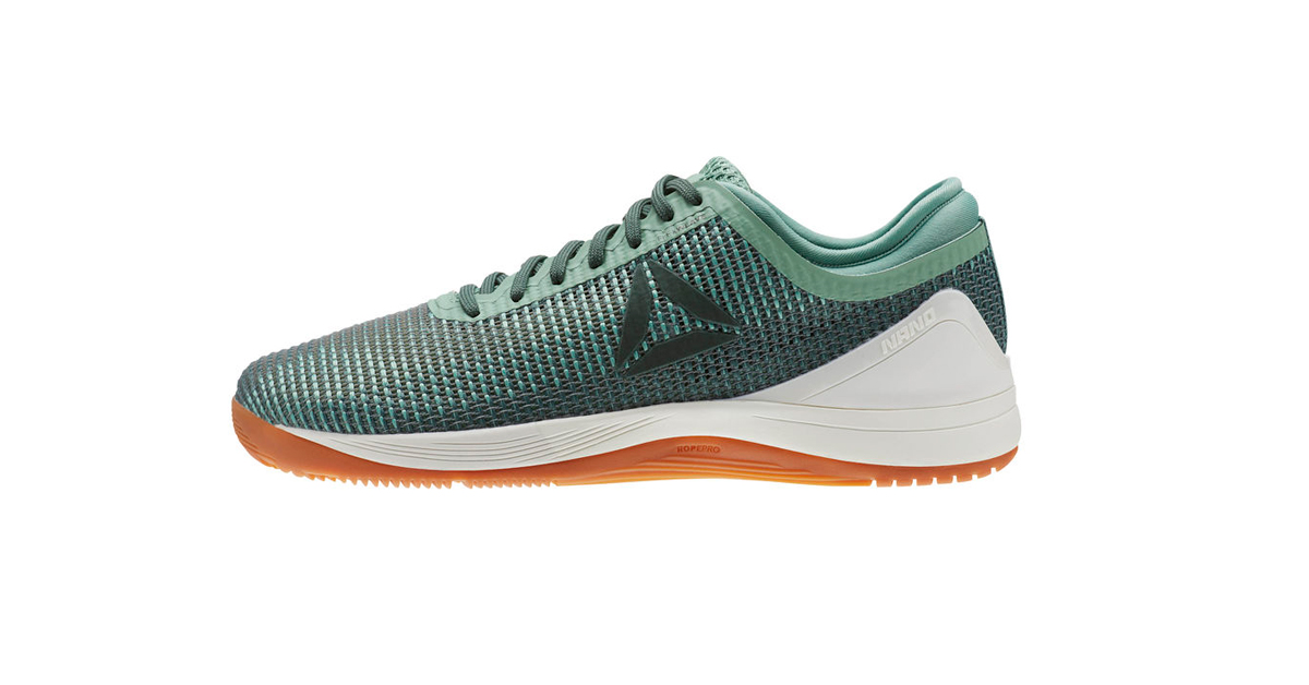 Reebok CrossFit Nano 8.0 FLEXWEAVE - Women s - Green  590f473b8