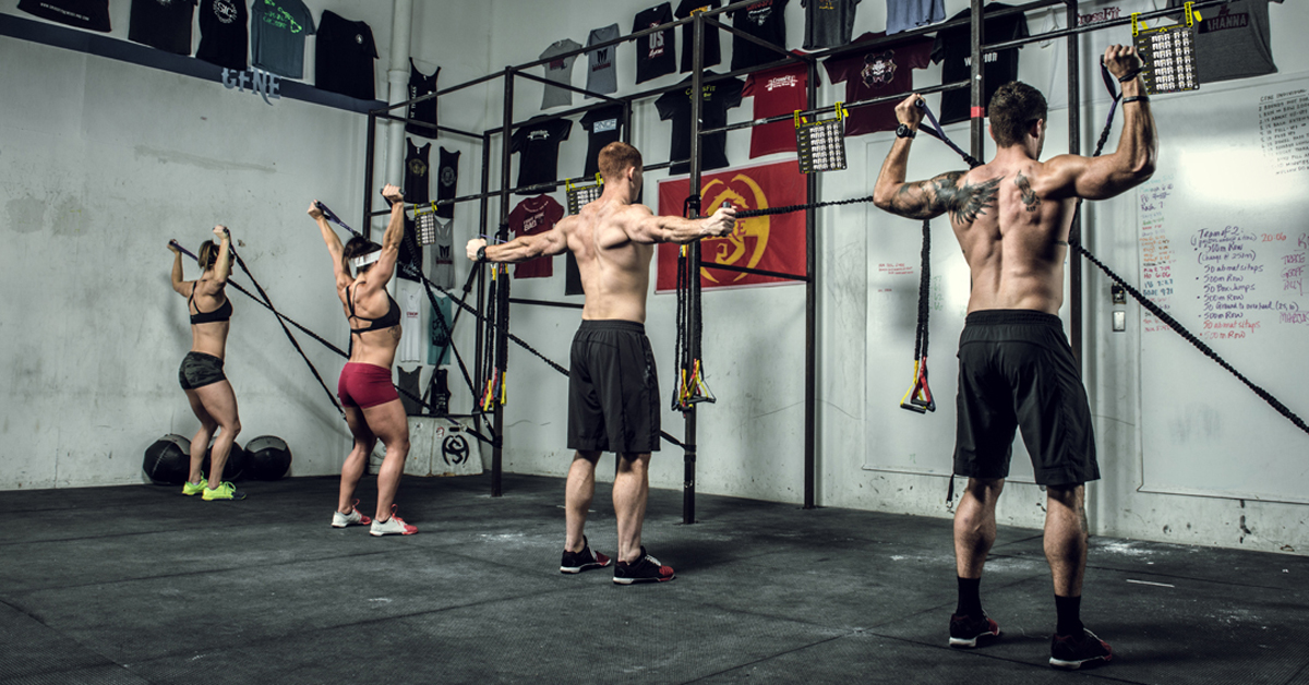 Crossover Symmetry Packages Rogue Fitness