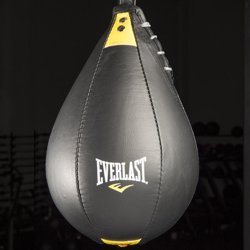 everlast kangaroo leather speed bag rogue fitness