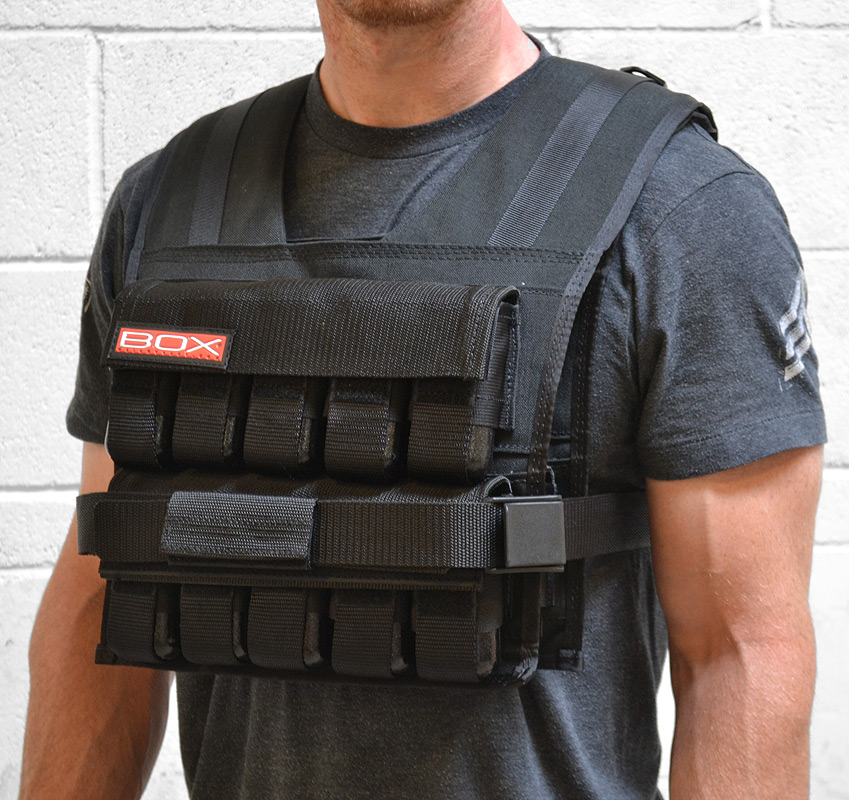 100 Pound Straitjacket Box Vest Rogue Fitness Blogrogue