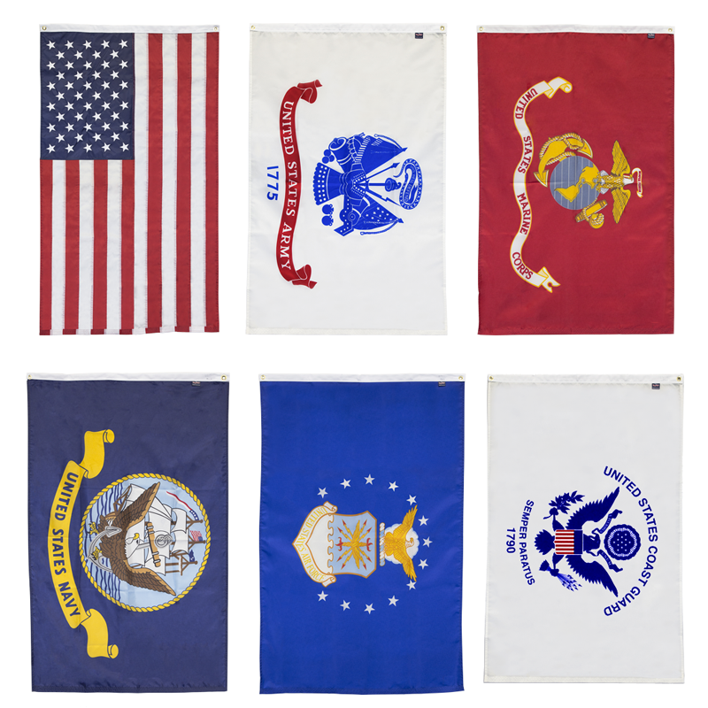 Military gym flags rogue fitness