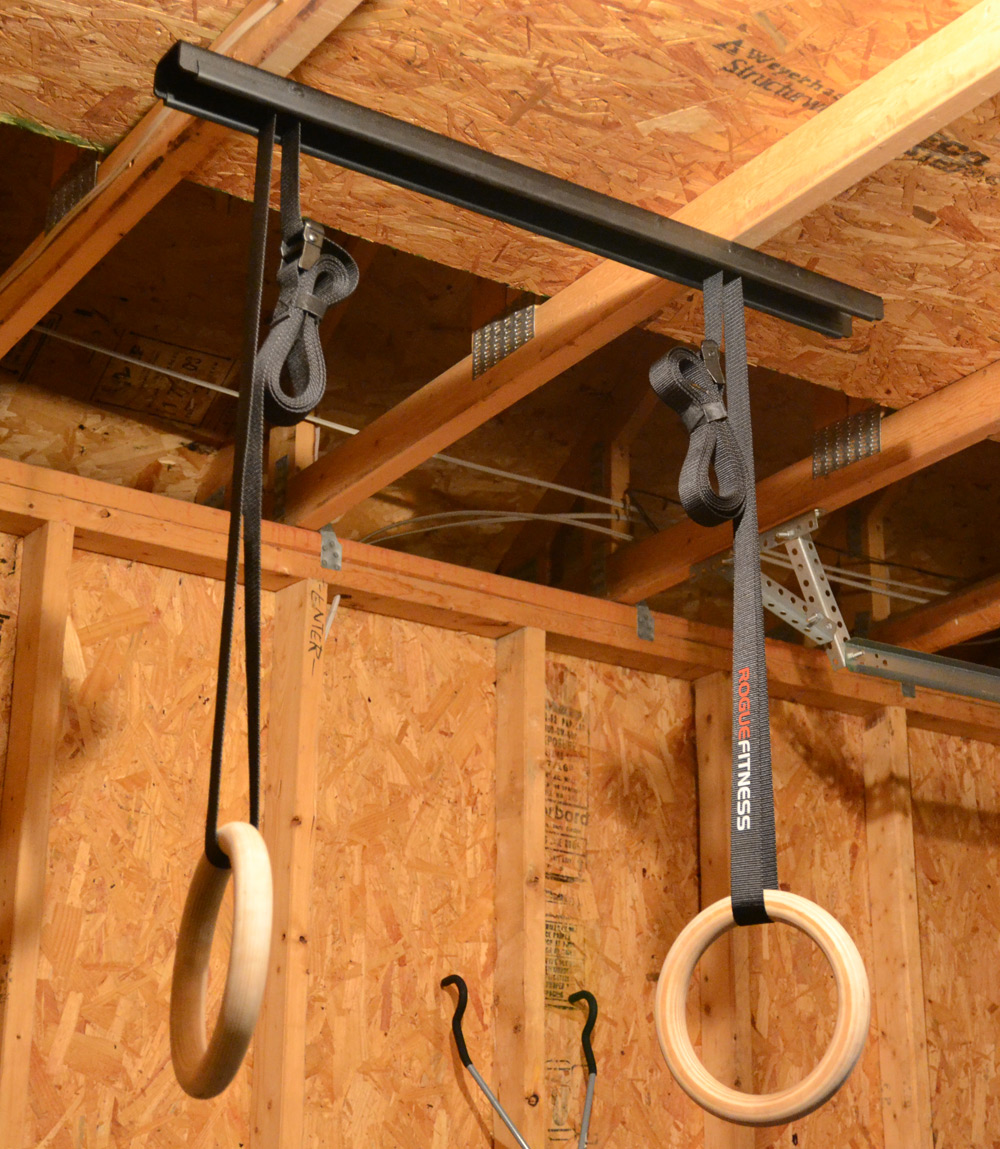 The rogue ring hanger fitness