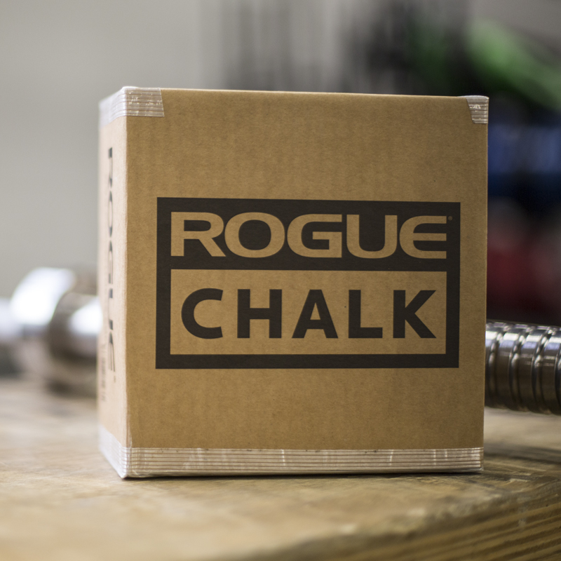 Rogue gym chalk magnesium carbonate rogue fitness