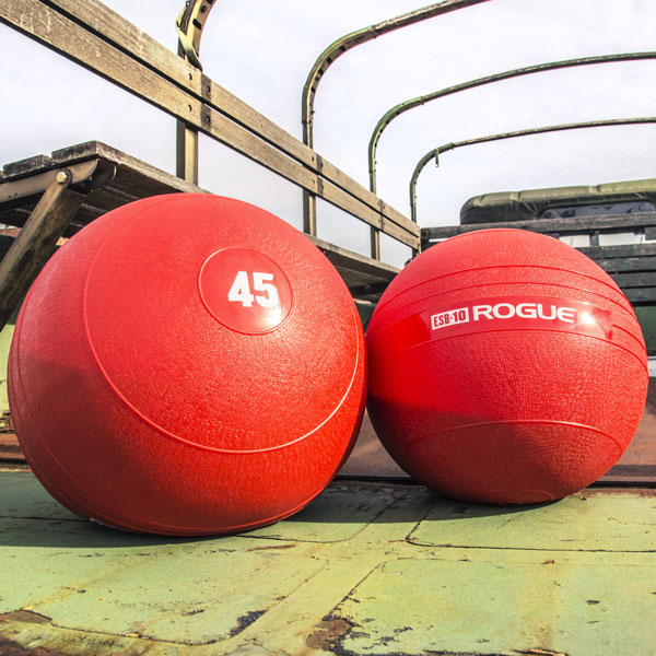 Crossfit Competition Gloves: Rogue Echo Slam Balls