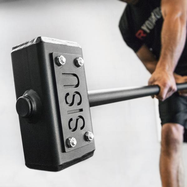 Sisu War Hammer Sledgehammer Weight Training Rogue Fitness