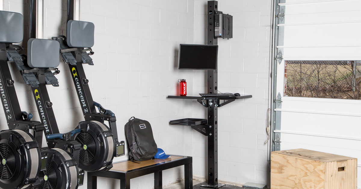 Rogue Vertical Work Station Rogue Fitness
