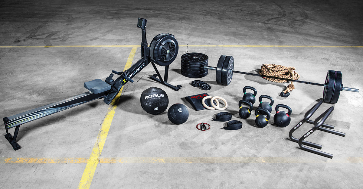 Warrior Crossfit Package Equipment Rogue Fitness