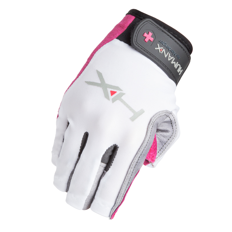 Crossfit Competition Gloves: HumanX By Harbinger Women's X3 Open Finger Gloves