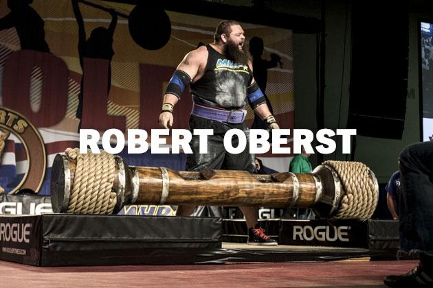 Robert oberst rogue fitness
