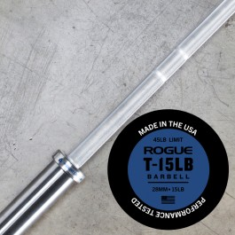 Rogue T-15LB Technique Bar