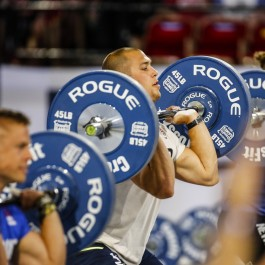 Rogue LB Competition Plates - From Games