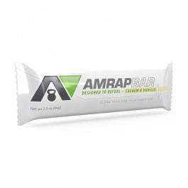 AMRAP 8-Bar Pack - Cashew & Vanilla