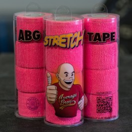 "ABG Pink Magic 2"" Stretch Tape"