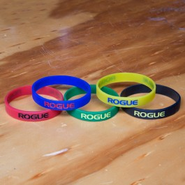 Rogue Silicone Bracelets - Pair