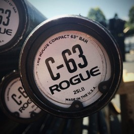 Rogue C-63 Bar - Closeout