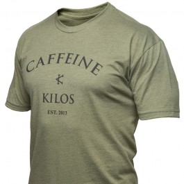Caffeine & Kilos Standard Issue Shirt