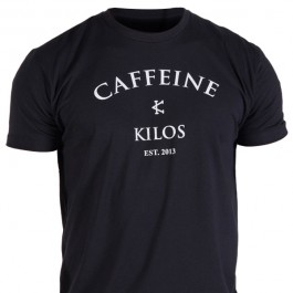 Caffeine & Kilos Black Mamba Shirt