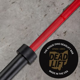 Rogue Ohio Deadlift Bar - Cerakote