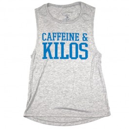Caffeine & Kilos Womens Muscle Tank