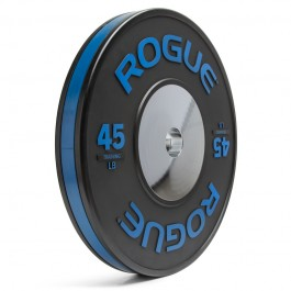 Rogue Black Training LB Plates - Closeout