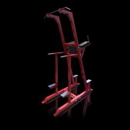 Reflex Dip/Chin/Vertical Knee Raise