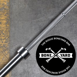 Boneyard Rogue Ohio Deadlift Bar