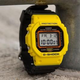 G-Shock 80s Throwback - Yellow/Black