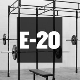 Rogue E-20 - 20' Echo Rig