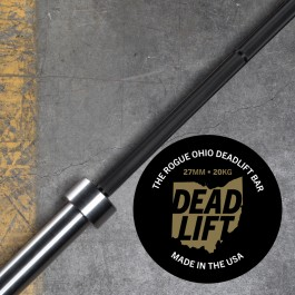 Rogue Ohio Deadlift Bar - E-Coat