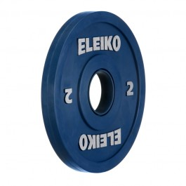 Eleiko IWF Olympic Weightlifting Competition Friction Grip Change Plates - From Events