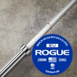 Rogue Euro 28MM Olympic WL Bar