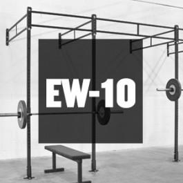 Rogue EW-10 - 10' Echo Wall Mount Rig
