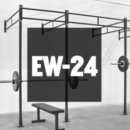 Rogue EW-24 - 24' Echo Wall Mount Rig