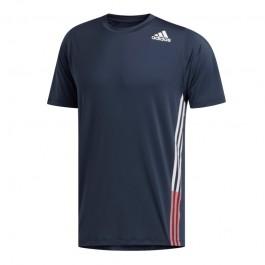 Adidas Freelift 3-Stripes Men's T-Shirt
