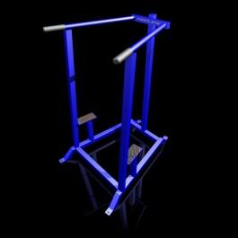 Reflex Dip Station-Single Freestanding
