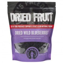 Dried Wild Blueberries