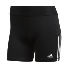 Adidas Alphaskin 3-Stripes Shorts - Women's