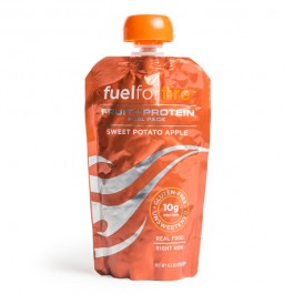 Fuel for Fire - Sweet Potato Apple