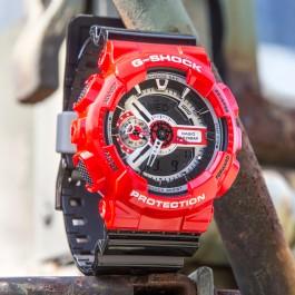 G-Shock GA-110RD-4A