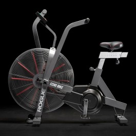 Rogue Echo Bike - Gray / Red Edition