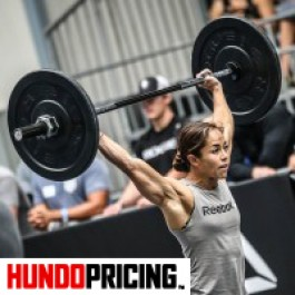 Rogue HG 1.0 Bumper Plates - From Events