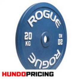 Rogue Calibrated KG Steel Plates (E-Coat)
